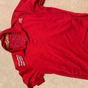 Adidas Climacool Polo Size Small